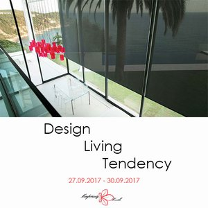 Приглашаем на выставку Design Living Tendency (27.09.17 - 30.09.17), на презентацию наших новинок 2017!